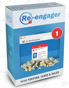 Re Engager software