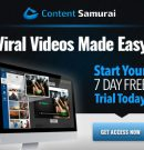 Content Samurai Video Creator Software